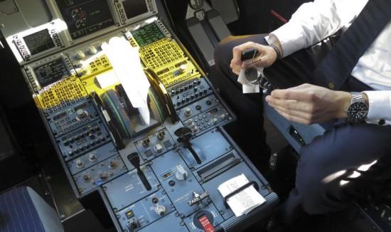 Controles sorpresa y nuevas normas en cabina, lecciones de Germanwings