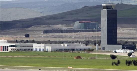 Foto del aeropuerto de Ciudad Real