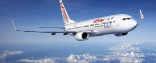 Avión de Air Europa. (AIR EUROPA)