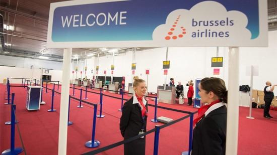 El aeropuerto de Bruselas reabre con un vuelo a Faro