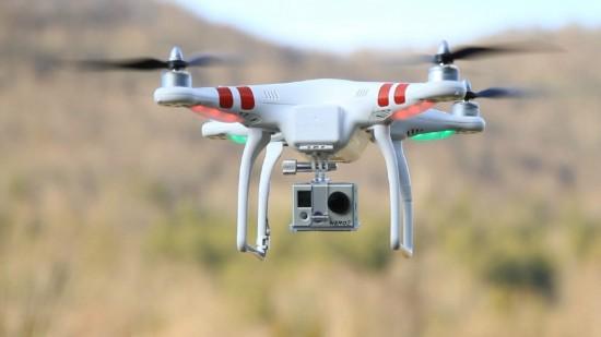 Sustos entre aviones y drones