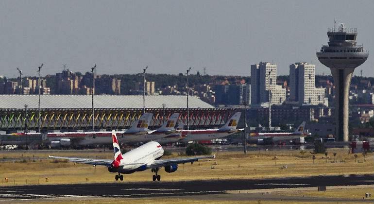 Crece un 8,7% el tráfico gestionado en el espacio aéreo español en un septiembre histórico