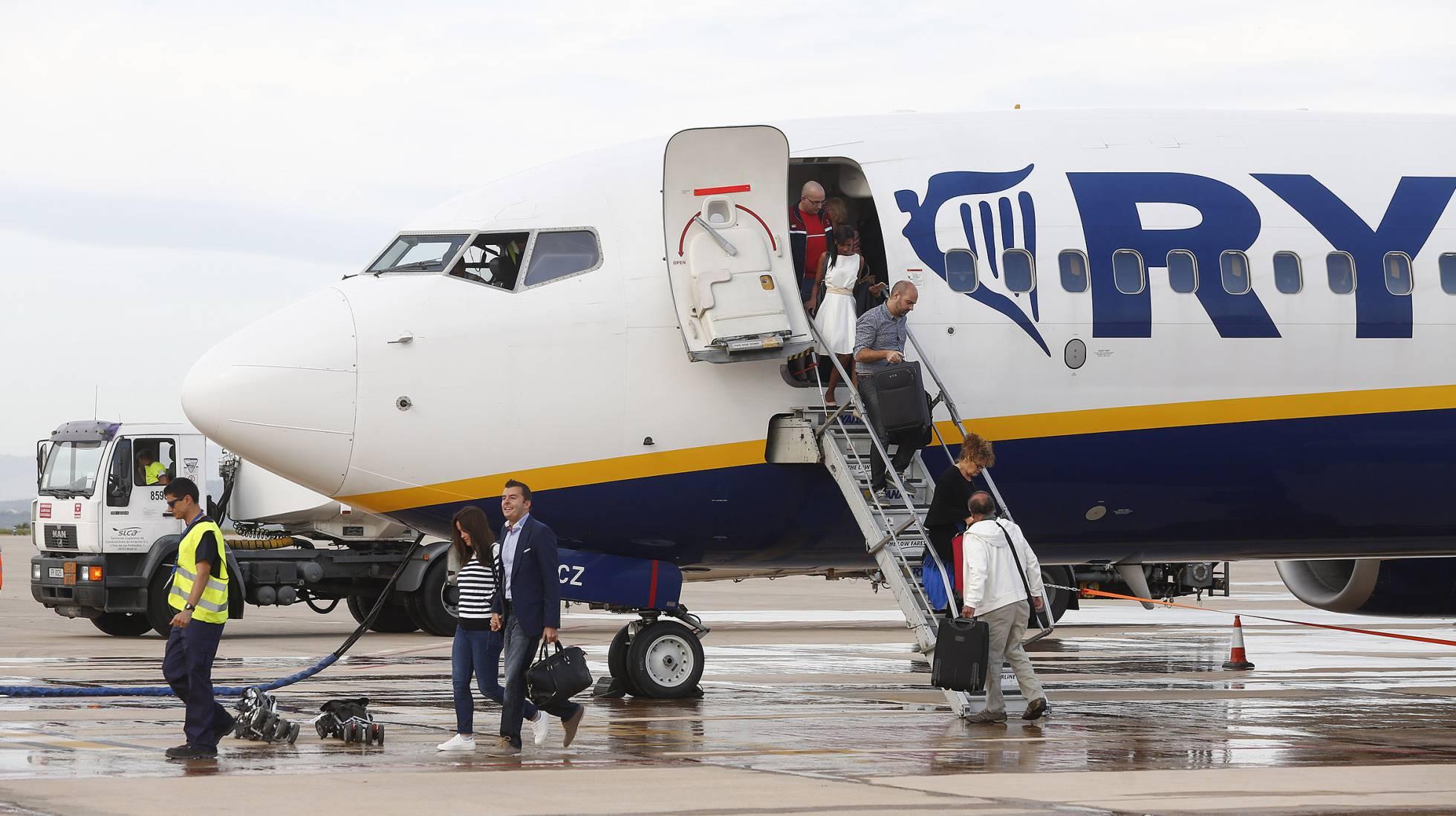 Los pilotos de Ryanair llevarán a cabo la mayor huelga de su historia