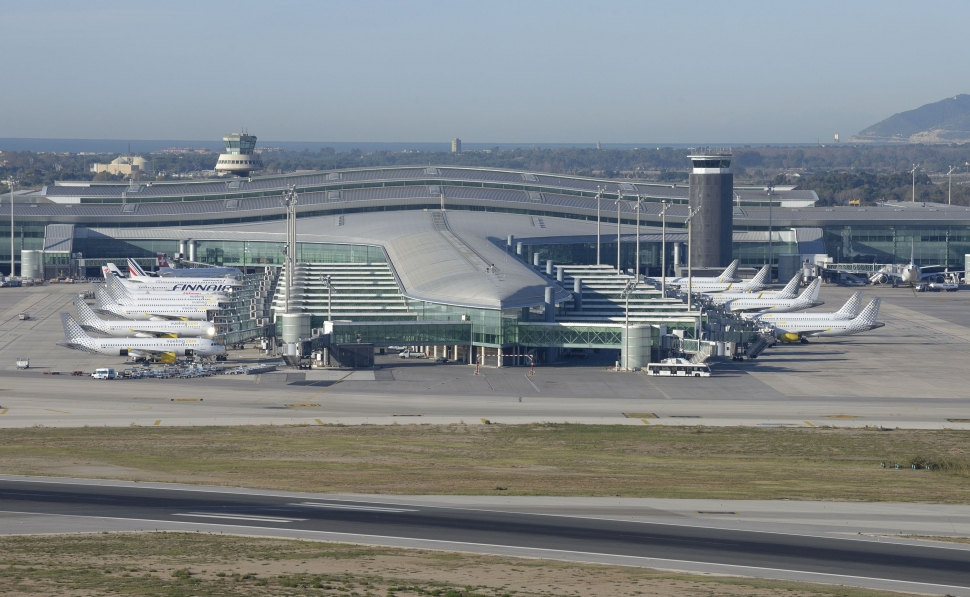 Terminal 1 de El Prat