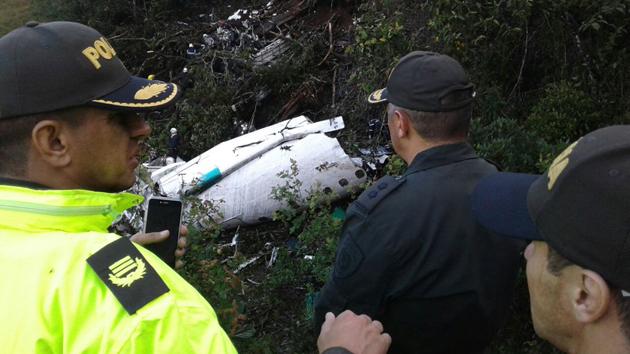 El avión y la crisis