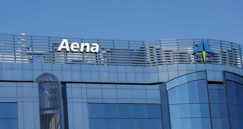 Sede central de Aena