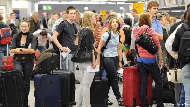 Récord de pasajeros en Europa en la primera mitad del año