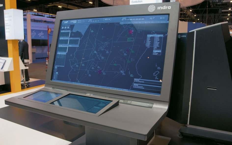 Indra y DFS implantan la tecnología iTEC en el ACC Karlsruhe