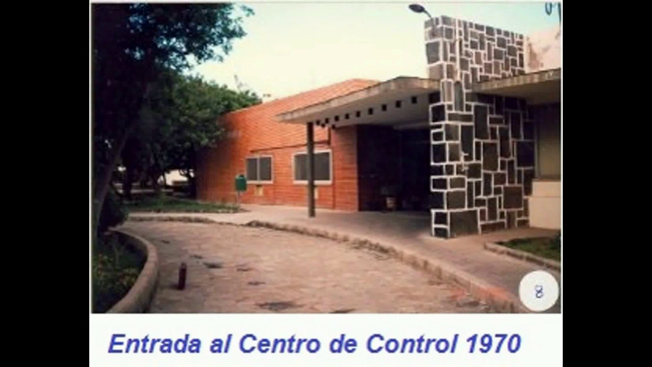 El Centro de Control de Tráfico Aéreo de Canarias y un poco de su historia