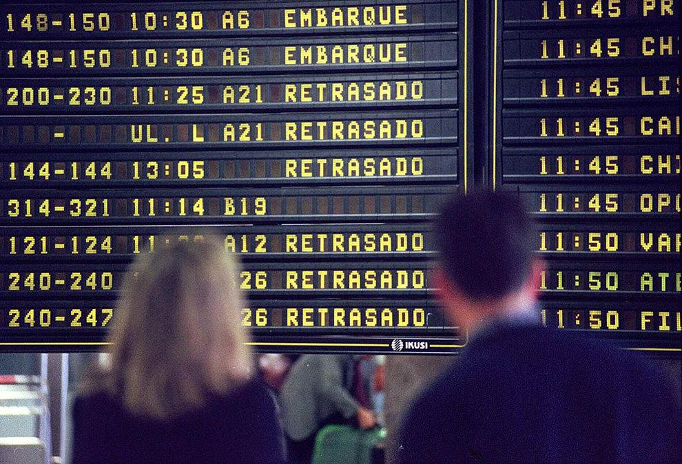 ¿Habrá otoño caliente en los aeropuertos españoles?