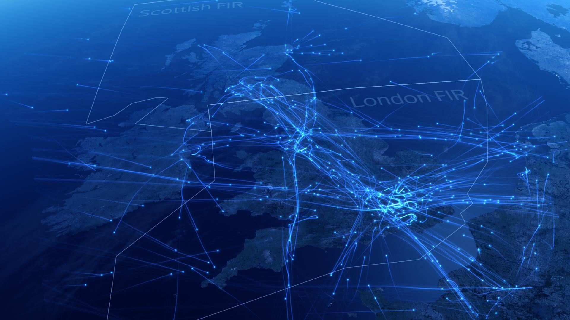 En Reino Unido tampoco caben más aviones