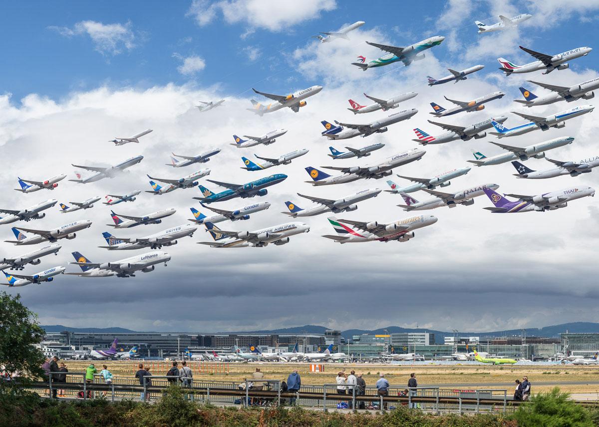 El récord de turistas agota a unos controladores aéreos ya saturados