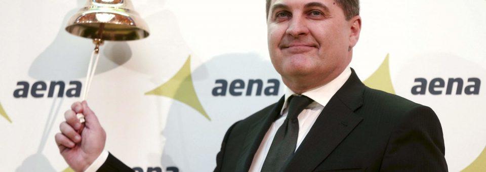 Vargas dimite como Presidente de AENA