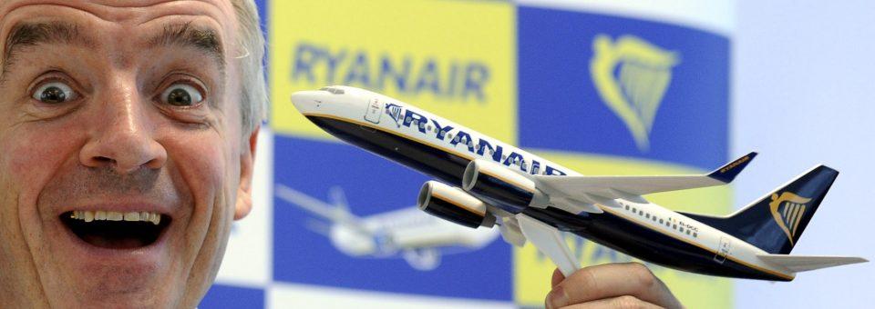Ryanair pasa de todo y de todos: no pagará las compensaciones por sus huelgas