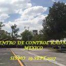 [VIDEO] El terremoto de México, desde dentro del Centro de Control Aéreo