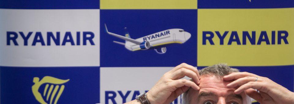 Los pilotos españoles de RYANAIR llevan a la aerolínea a los tribunales