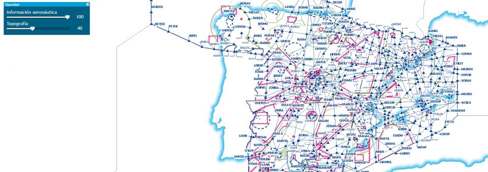 ENAIRE presenta Insignia, su nueva aplicación web gratuita y en abierto de información aeronáutica
