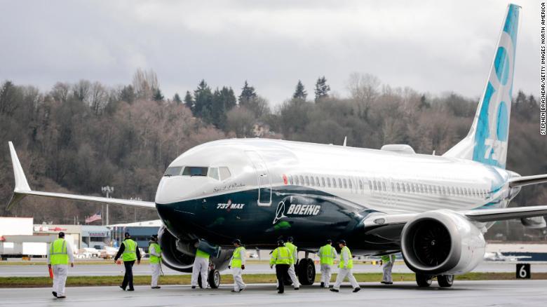 El 737MAX seguirá sin operar por lo menos hasta agosto