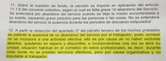 El principio del fin de una injusticia: revocada la primera sanción en Barcelona por el cierre del espacio aéreo en 2010