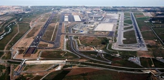 Segunda pista de Málaga