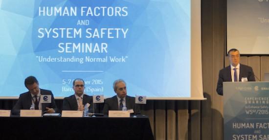 Controladores aéreos reúnen a más de 150 expertos para avanzar en seguridad
