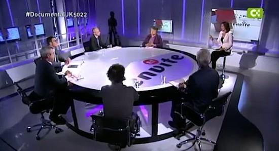 """Debate en RTVC sobre el documental """"JK5022: Una cadena de errores"""""""