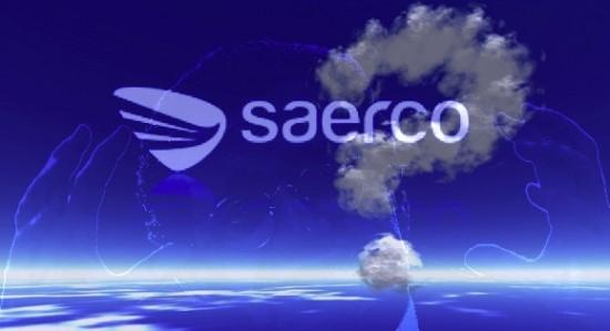 La Guardia Civil registra la sede de la empresa privada de control aéreo SAERCO