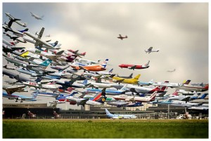 too-many-planes-taking-off